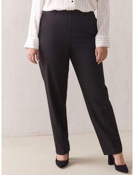 Pull On Ankle Pant   Addition Elle Pull On Ankle Pant   Addition Elle by Addition Elle