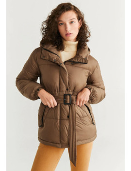 Journal   Down Jacket by Mango