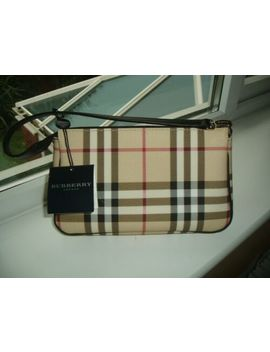 Burberry London Piped Mini Sling Bag by Ebay Seller