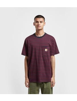 Carhartt Wip Haldon Pocket T Shirt by Carhartt Wip