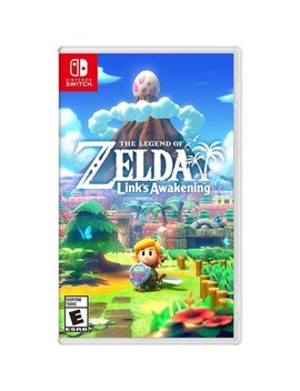 """<Span><Span>The Legend Of Zelda: Link's Awakening  </Span><Br><Span>Nintendo Switch</Span></Span><Span Style=""""Position: Fixed; Visibility: Hidden; Top: 0px; Left: 0px;"""">…</Span> by Nintendo Switch…"""