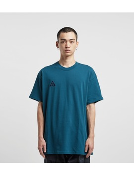 Nike Acg Ss Logo T Shirt by Nike