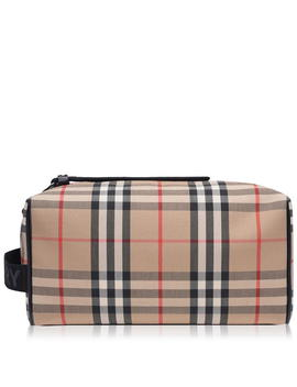 Wash Bag by Burberry