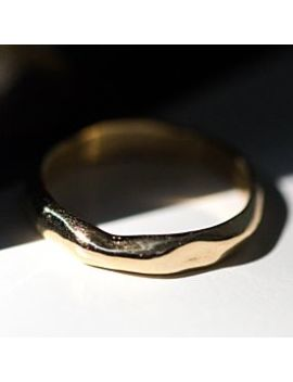 Contour Ring by Yayoi Forest