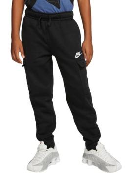 Nike Boy's Sportswear Club Fleece Cargo Pants by Nike