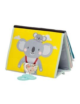 Taf Toys Kimmy Koala Tummy Time Book by Jo Jo Maman Bebe