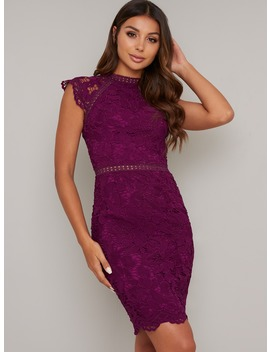 Chi Chi Eleya Dress by Chi Chi London
