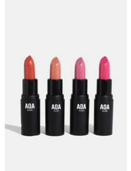Aoa So Smooth Lipstick  Bora Bora Collection by Miss A