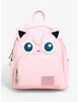 Loungefly Pokemon Jigglypuff Figural Mini Backpack by Box Lunch