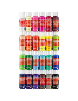 Craft Smart™ Acrylic Paint Value Set by Craft Smart
