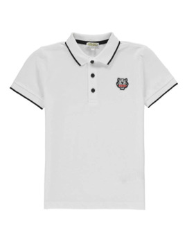 Tiger Polo Shirt by Kenzo