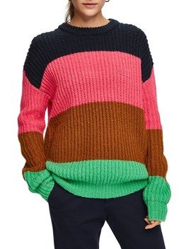 Colorblock Sweater by Scotch & Soda