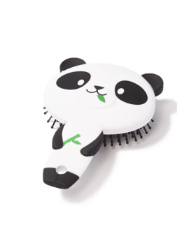 Panda Paddle Hair Brush by Forever 21