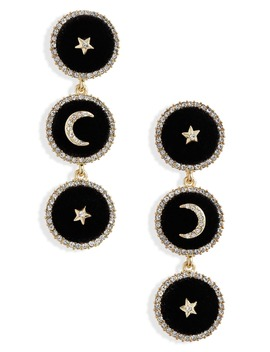 Starry Drop Earrings by Stella + Ruby