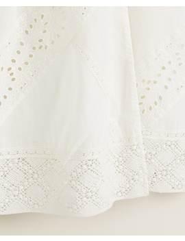 Haftowany Szlafrok Kobieta   OdzieŻ   Loungewear   Sypialnia by Zara Home