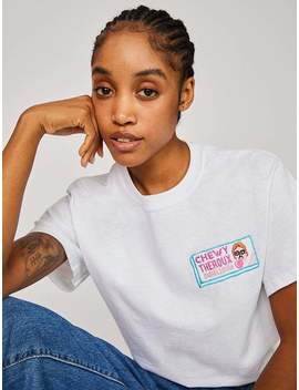 Limpet Chewy Theroux T Shirt by Skinnydip