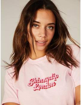 Skinnydip London Pink T Shirt by Skinnydip
