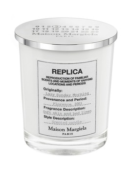 Replica By The Fireplace Candle by Maison Margiela