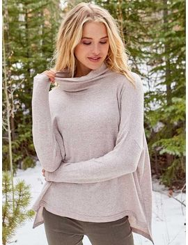 Barlow Top   Oatmeal by Altar'd State
