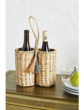 Mavis Wine Caddy by Anthropologie