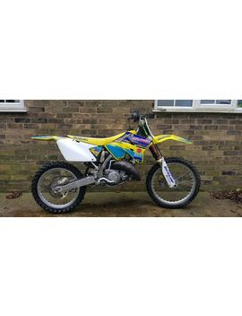 Suzuki Rm125 Rm 125 2006 Lovely And Clean by Ebay Seller