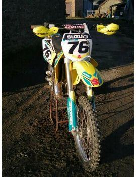 Suzuki 125cc Rm Motocross Bike by Ebay Seller