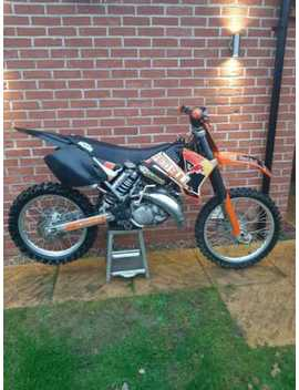 Ktm Sx 125 by Ebay Seller
