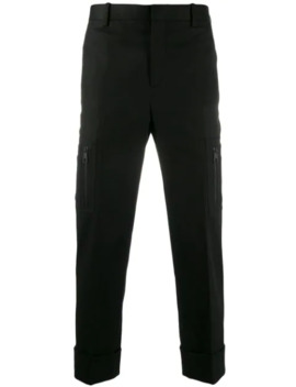 Pantalon De Costume à Poches Cargo by Neil Barrett