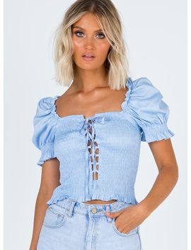 The Alyx Top by Princess Polly