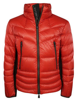 Moncler Side Zipped Padded Jacket by Moncler