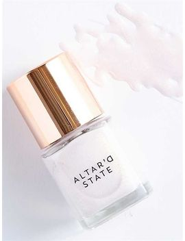 Pink Iridescent Nail Polish by Altar'd State