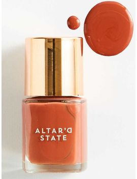 Rust Nail Polish by Altar'd State
