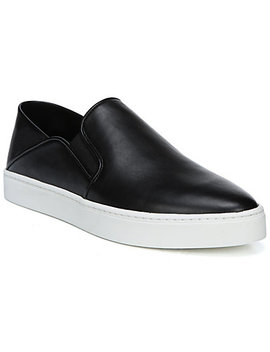 Vince Garvey Leather Sneaker by Vince