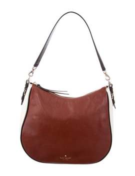Colorblock Leather Hobo Bag by Kate Spade New York