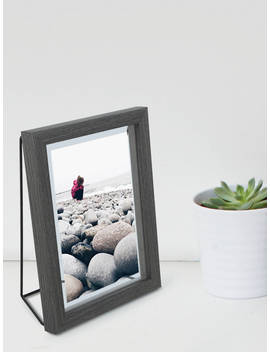 Umbra Junction Photo Frame, Grey by Umbra