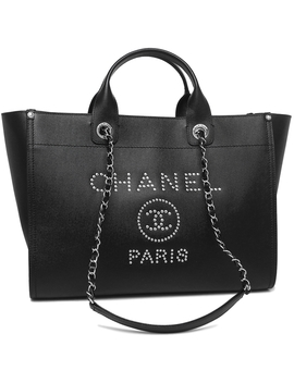 Chanel Tote Bag Lady's Chanel A57067 Y83441 94305 Black by Rakuten Global Market