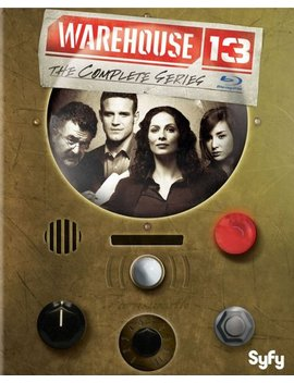 Ay] [15 Discs] by Warehouse 13: The Complete Series [Bl