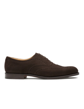 Superbuck Oxford Brogue Ebony by Church's Footwear
