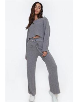 Lounge Knit Pants by Chiquelle