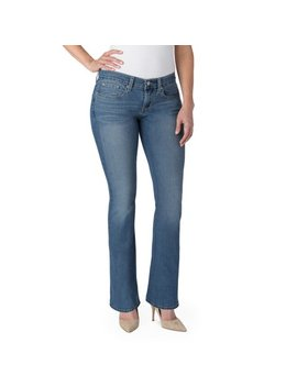 Signature By Levi Strauss & Co. Women's Curvy Bootcut Jeans by Signature By Levi Strauss & Co.