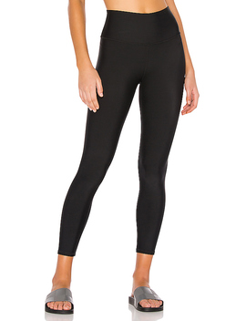 7/8 High Waist Airlift Legging In Black by Alo
