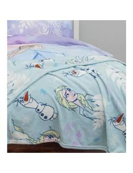 Disney Frozen 2 Elsa Flannel Fleece128/0207 by Argos