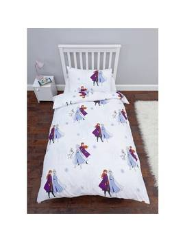 Disney Frozen 2 Gaze Bedding Set   Single127/9191 by Argos