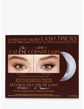 Charlotte Tilbury Secret Lash Tricks, Fashion Cat Eye Corner Lash by Charlotte Tilbury
