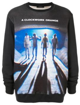 A Clockwork Orange Sweatshirt by Undercover