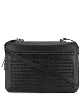 Intrecciato Weave Briefcase by Bottega Veneta