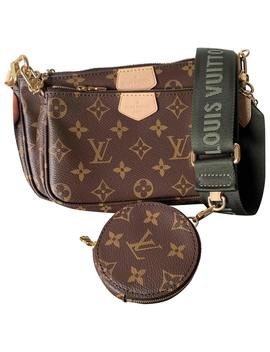 Multi Pochette Accessoires Cloth Handbag by Louis Vuitton