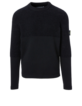 Mixed Rib Sweater by Holt Renfrew