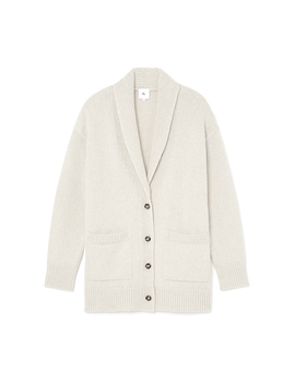 Lana Shawl Collar Cardigan by G. Label