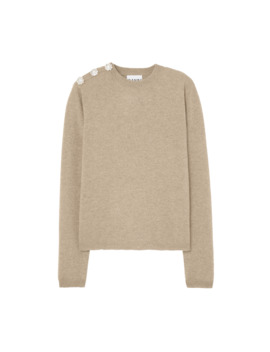 Cashmere Sweater by Ganni